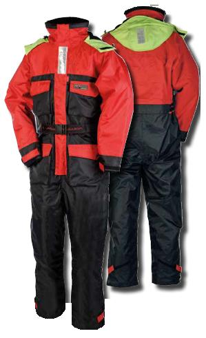 Mullion North Sea II 1MI8 Floatation Suit (Two piece)