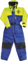 Fladen 845  Floatation Suit Yellow/Blue (One piece)