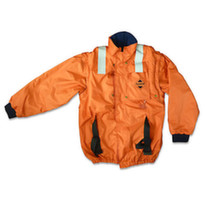 Fladen Biscay Storm Jacket with built in life vest